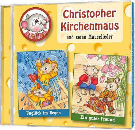 Christopher Kirchenmaus und seine Mäuselieder (1) - DCD