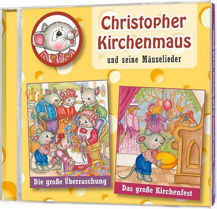 Christopher Kirchenmaus und seine Mäuselieder (6) - DCD