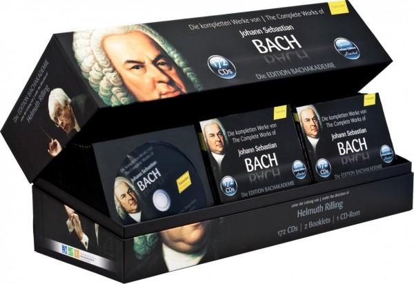 Die kompletten Werke von Johann Sebastian Bach