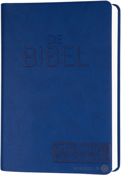 Hoffnung für Alle - Softcover-Edition Blau