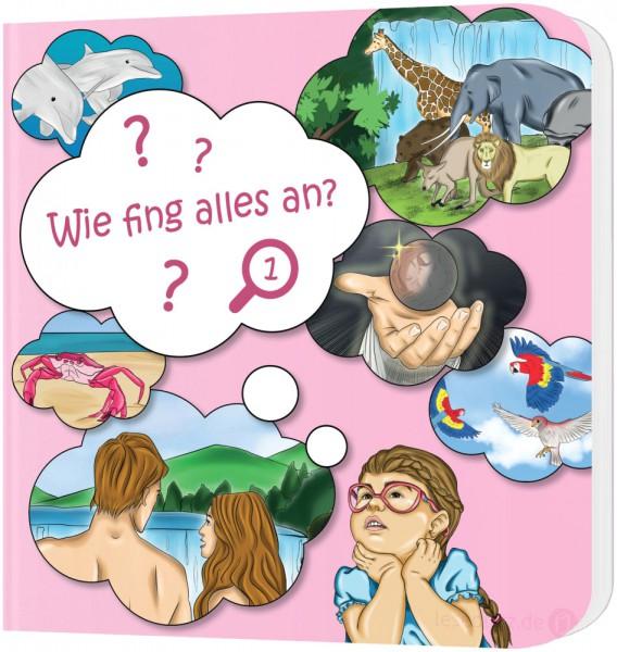 Wie fing alles an? (1) - Pappbuch