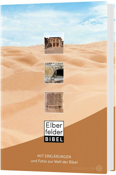 Elberfelder Bibel 2006 mit Erklärungen - Hardcover illustriert