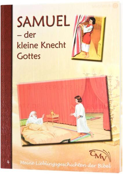 Samuel - der kleine Knecht Gottes (4)