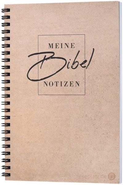 Meine BibelNotizen - Ringbuchausgabe