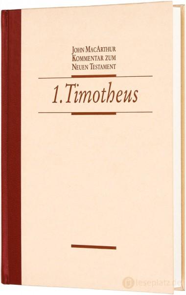 1.Timotheus - Kommentar
