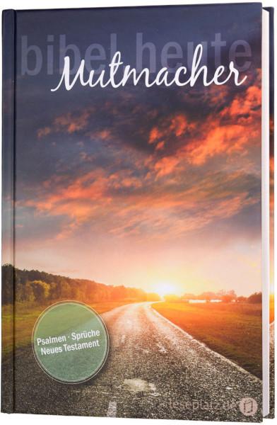 """NeÜ """"Mutmacher"""" - Neues Testament mit Psalmen u. Sprüche"""