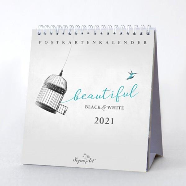 Postkartenkalender 2021 - Beautiful