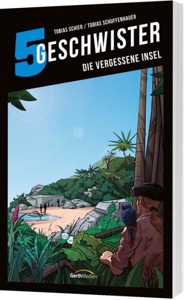 5 Geschwister - Die vergessene Insel (13)