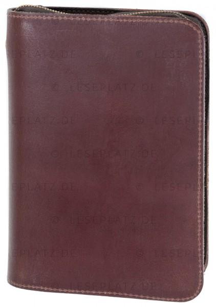 """Bibelhülle """"Kansas"""" für Elberfelder 2006 Taschenausgabe"""