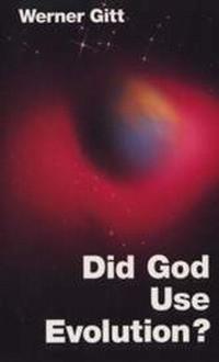 Schuf Gott durch Evolution? - englisch