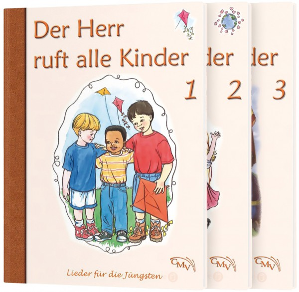 Der Herr ruft alle Kinder - Paket (1-3)