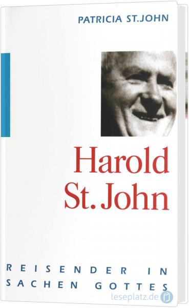 Harold St.John