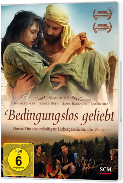 Bedingungslos geliebt - DVD