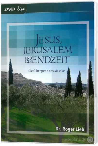 Jesus, Jerusalem und die Endzeit - DVD