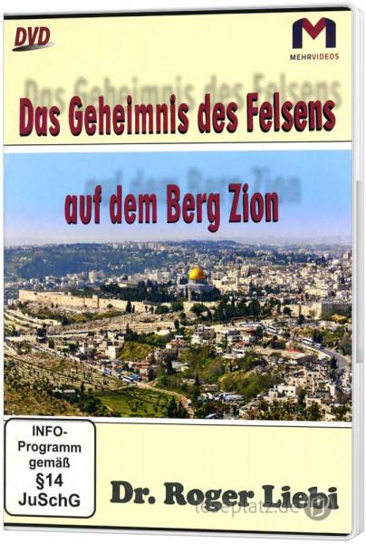 Das Geheimnis des Felsens auf dem Berg Zion - DVD