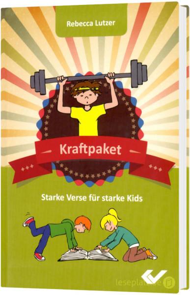 Kraftpaket - Starke Verse für starke Kids