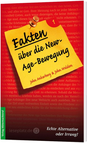 Fakten über die New-Age-Bewegung