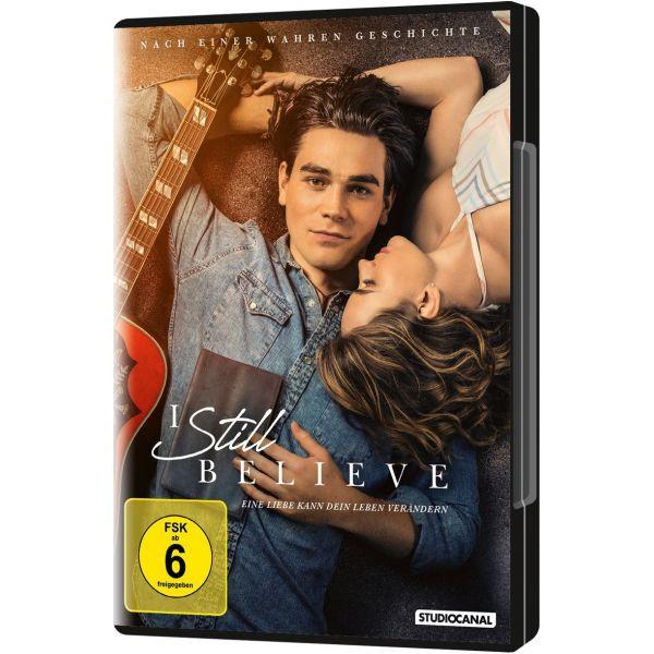 I Still Believe - DVD