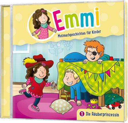 Emmi CD - Die Räuberprinzessin (1)