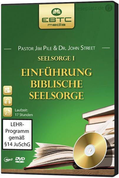 Seelsorge I: Einführung Biblische Seelsorge - DVD