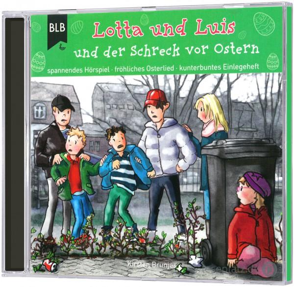Lotta und Luis und der Schreck vor Ostern - CD