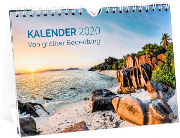Von größter Bedeutung - Verteilkalender 2020