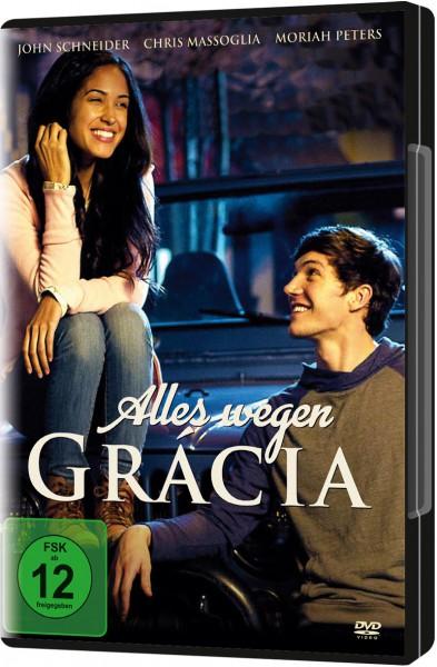 Alles wegen Gracia - DVD