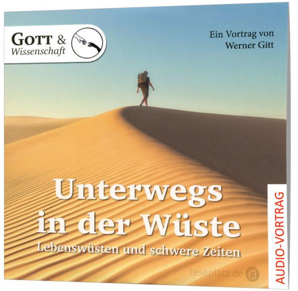 Unterwegs in der Wüste - CD