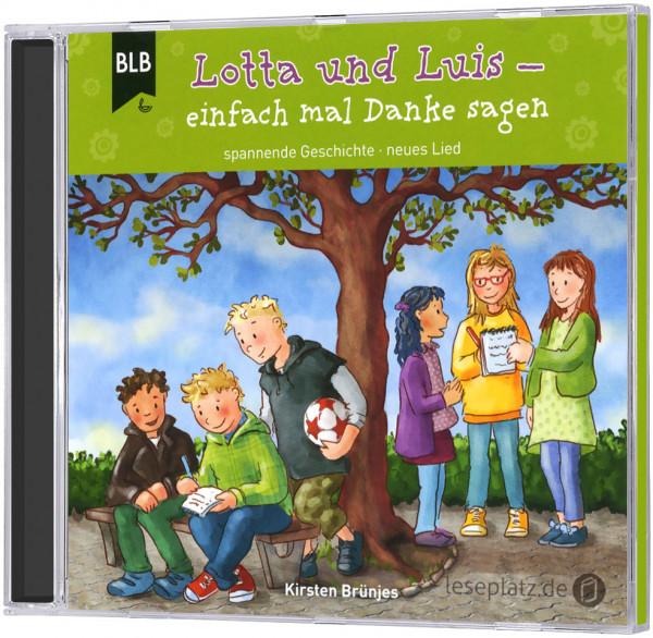 Lotta und Luis - einfach mal Danke sagen - CD