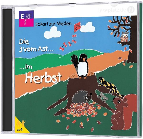 Die 3 vom Ast ... im Herbst - CD