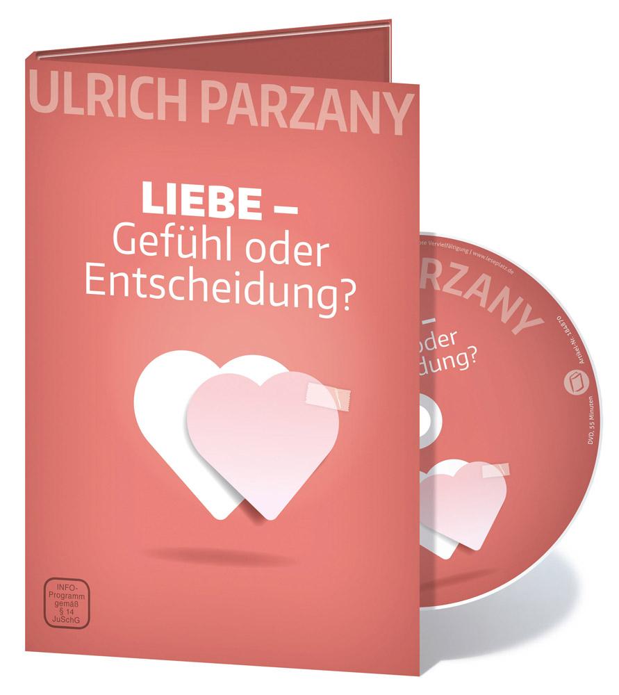 LIEBE - Gefühl oder Entscheidung? - DVD | Leseplatz