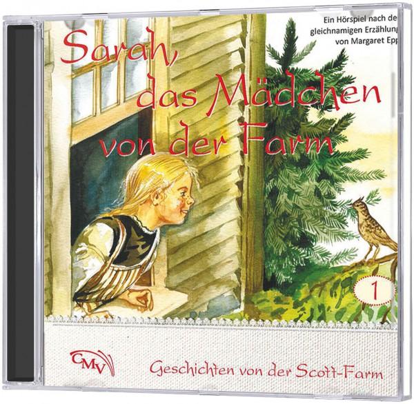 Sarah, das Mädchen von der Farm (1) - CD