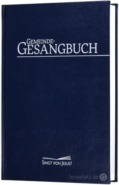 """Gemeinde-Gesangbuch """"Singt von Jesus!"""" - Notenausgabe"""
