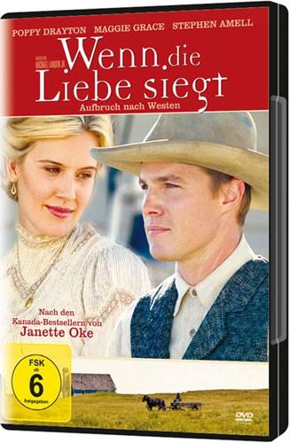 Wenn die Liebe siegt (1) - DVD Aufbruch nach Westen