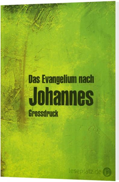 Johannes-Evangelium in Großdruck