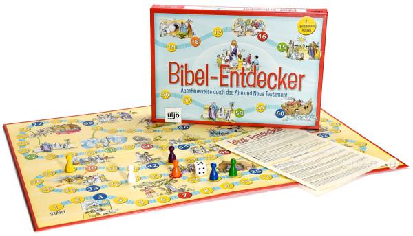 """Gesellschaftsspiel """"Bibel-Entdecker"""""""