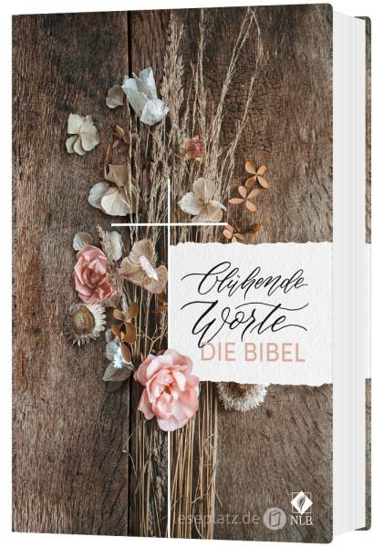 """Neues Leben. Die Bibel - Standardausgabe """"Blühende Worte"""""""