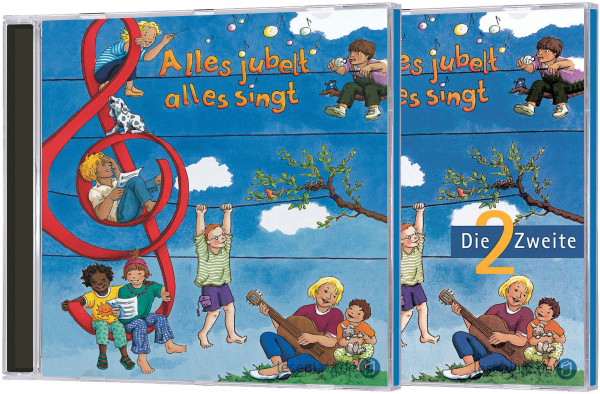 Alles jubelt, alles singt - Set (2 CDs)