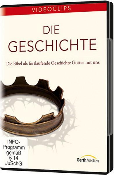 Die Geschichte - DVD