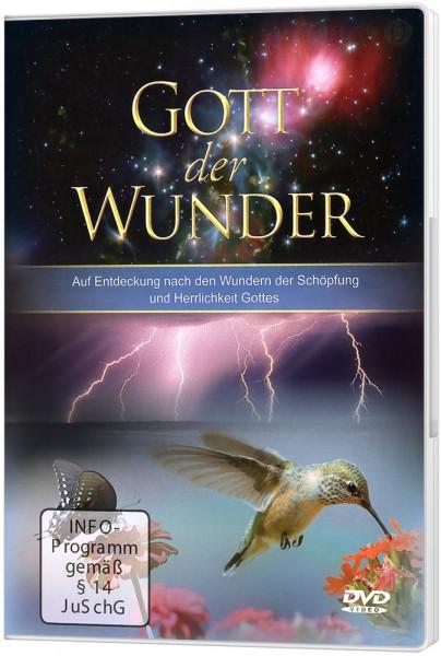 Gott der Wunder - DVD