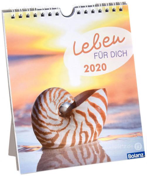 Leben für Dich 2020 - Postkartenkalender