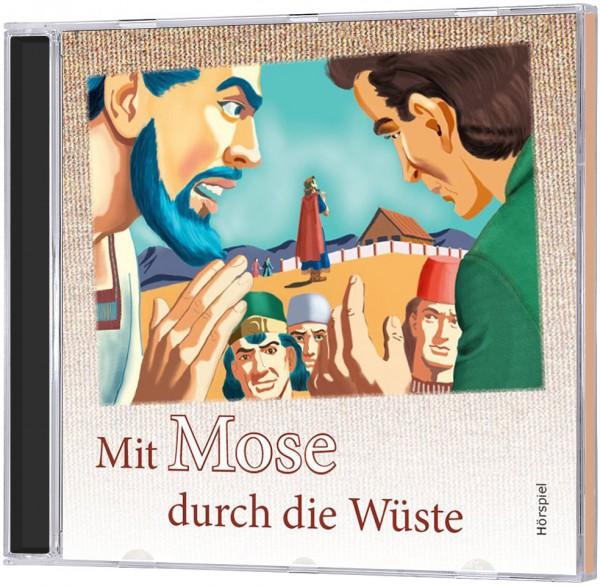 Mit Mose durch die Wüste - CD