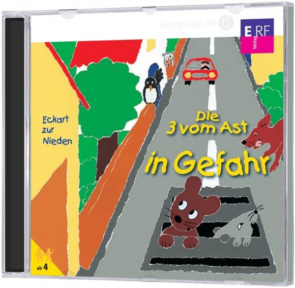 Die 3 vom Ast ... in Gefahr - CD