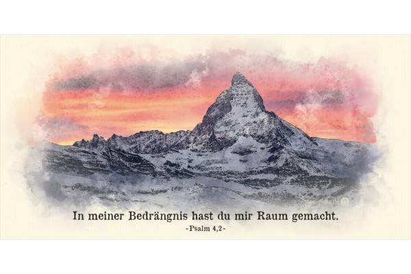 Faltkarte Art 03 Matterhorn