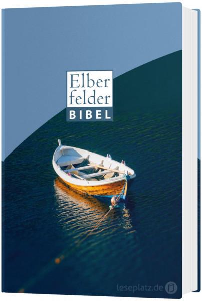 """Elberfelder Bibel 2006 Standardausgabe - Motiv """"Ruderboot"""""""