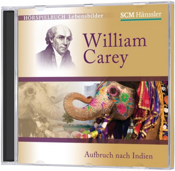 William Carey - Hörspielbuch