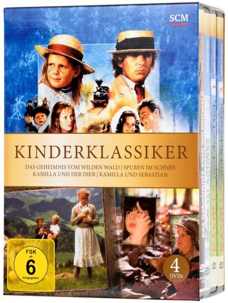 DVD-BOX ''Kinderklassiker''