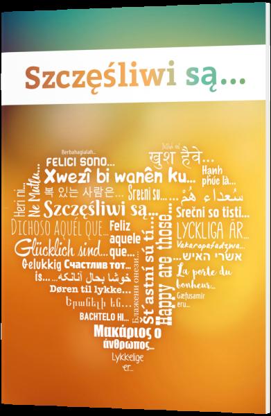 Glücklich sind ... Polnisch (Sonderausgabe)