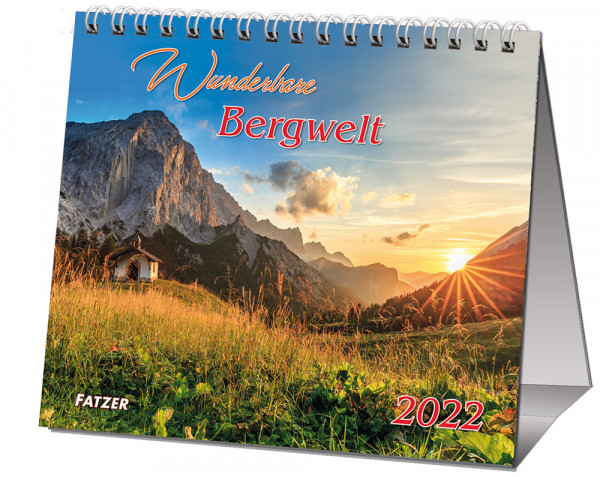 Wunderbare Bergwelt 2022