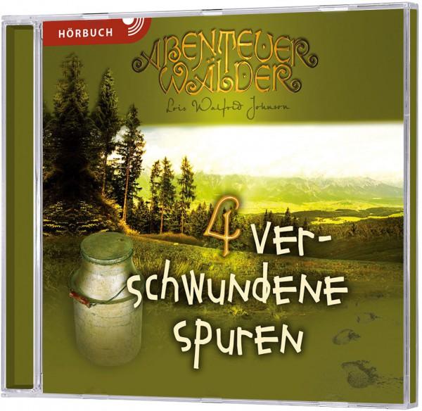 Verschwundene Spuren (4) - Hörbuch (MP3)